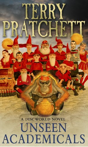 Unseen Academicals: A Discworld Novel