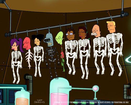 Futurama:  Rebirth