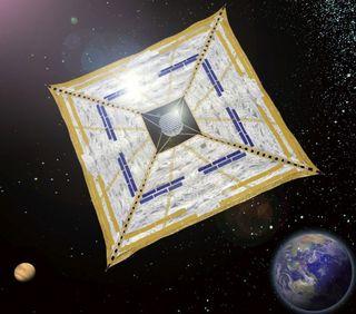 Little Wonder #23:  Japanese Spacecraft Deploys First-Ever Solar Sail
